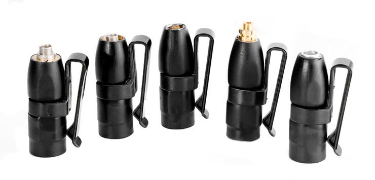 Microphone Power Supply: Filmtontechnik